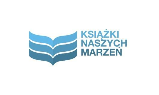 """Logo projektu """"Książki naszych marzeń"""""""