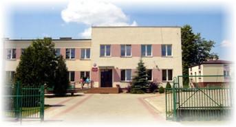 Widok budynku Ośrodka w Broninie